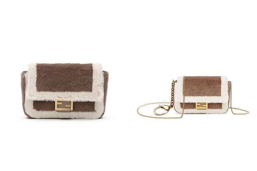 Fendi Mini Bag Nano Baguette 2019