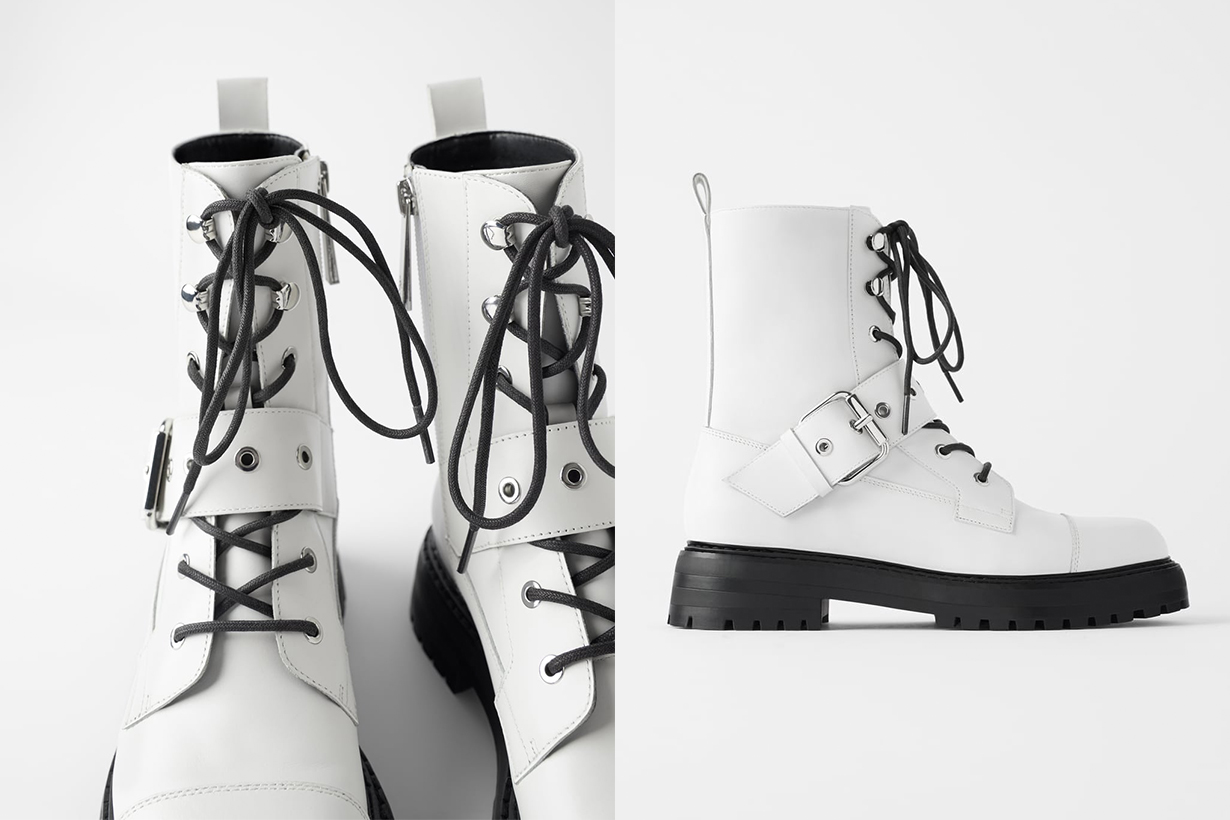 Zara Boots Fall Trend