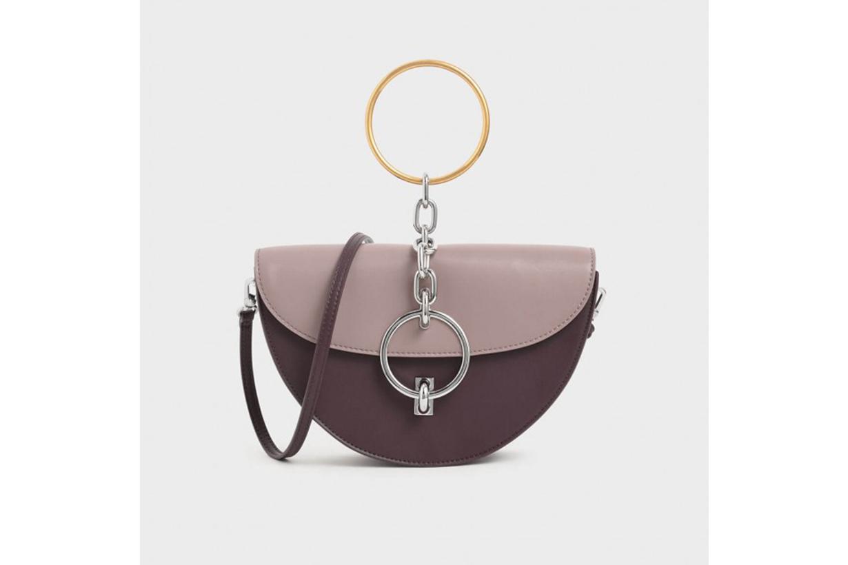 Half-Moon Bracelet Bag