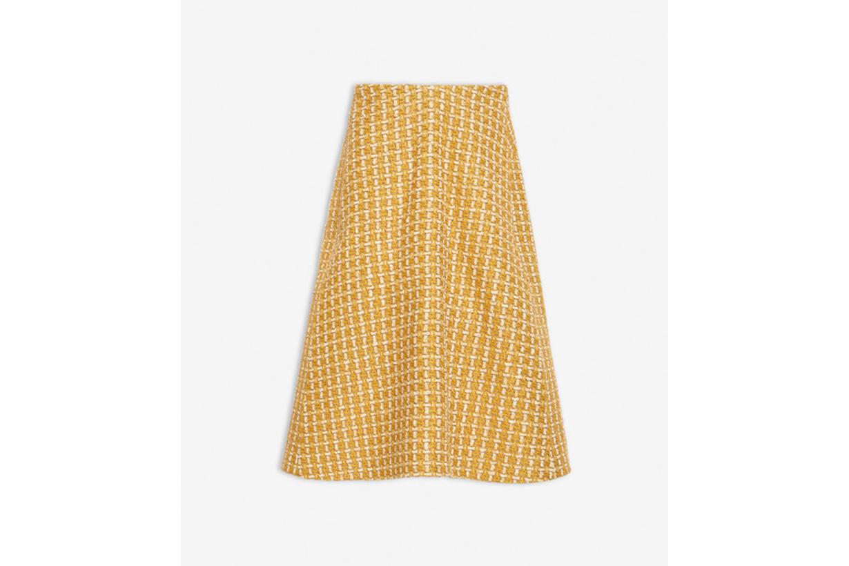 Balenciaga Kick Pencil Skirt