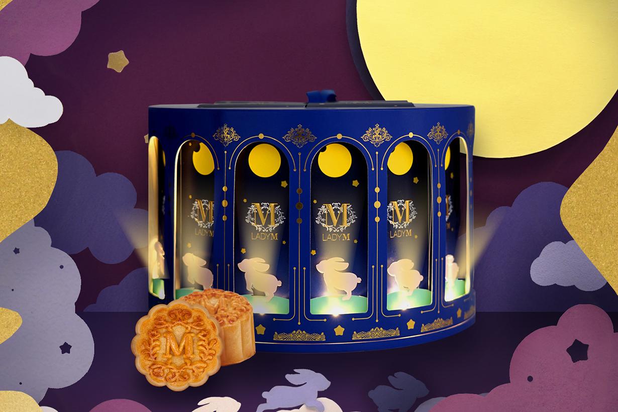 Lady M Zoetrope Mooncakes 1