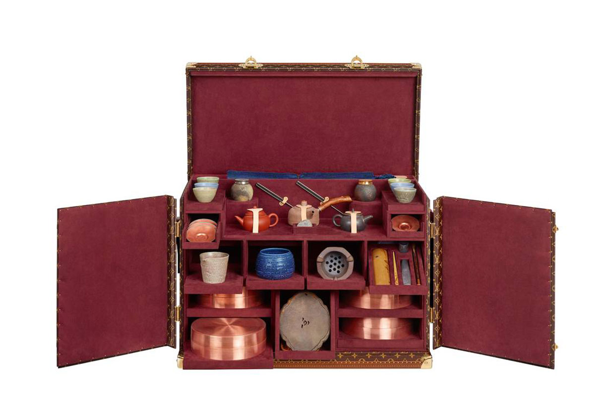 Louis Vuitton the Afternoon Tea Trunk