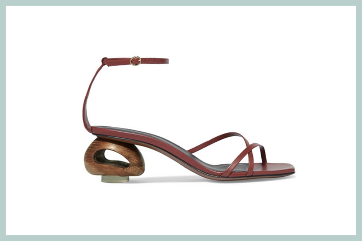 Phippium Leather Sandals