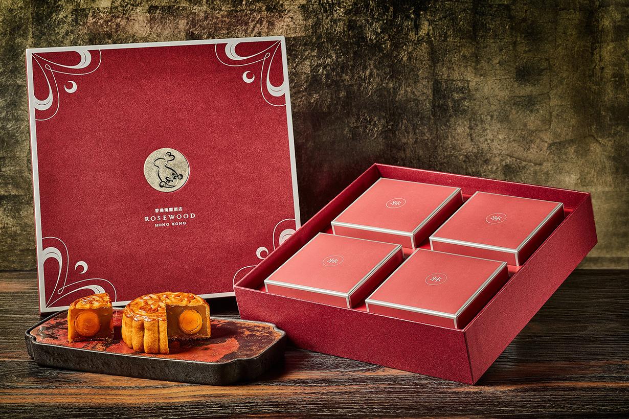 RWHKG-Traditional White Lotus Mooncakes