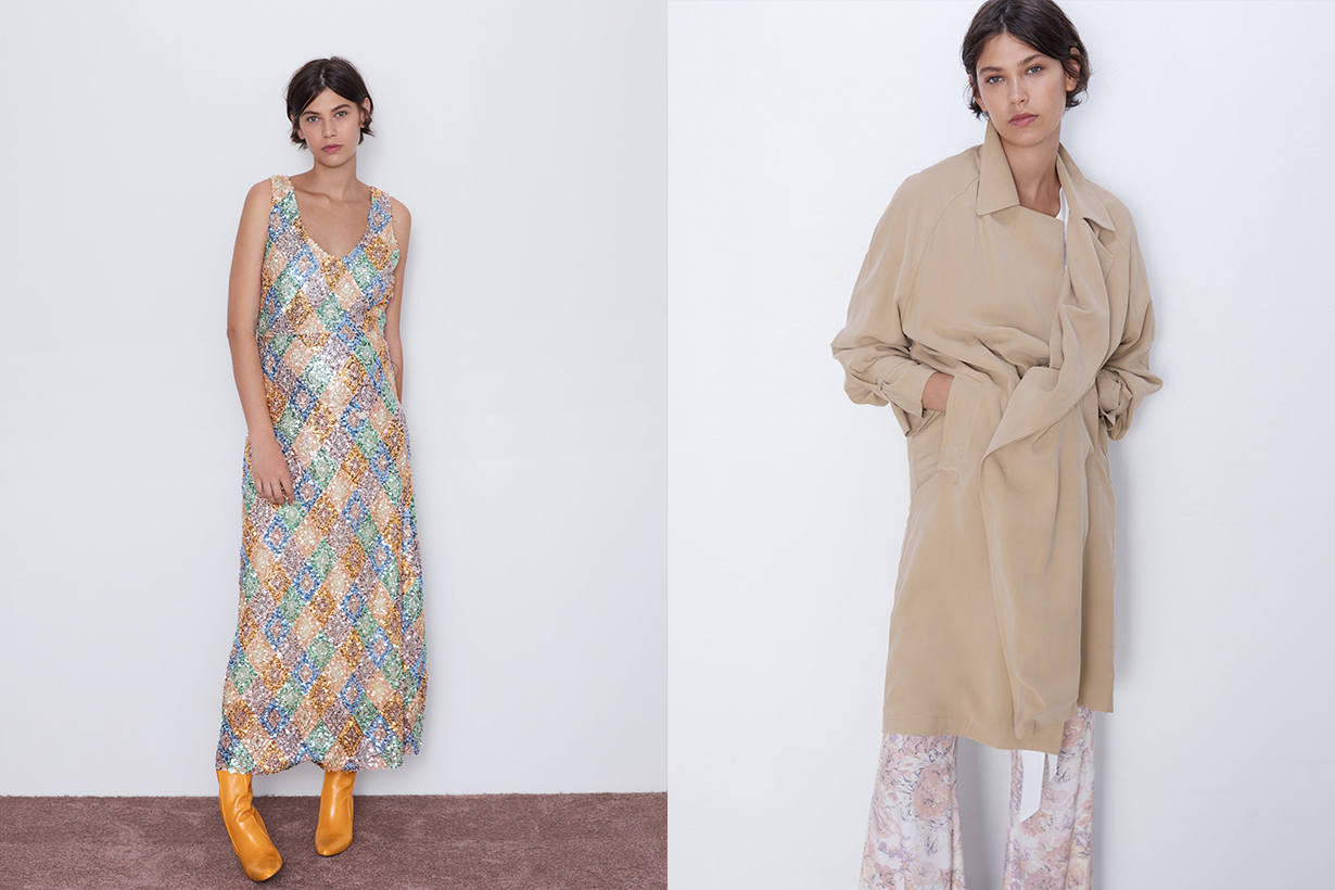 Zara launches maternity range 2019