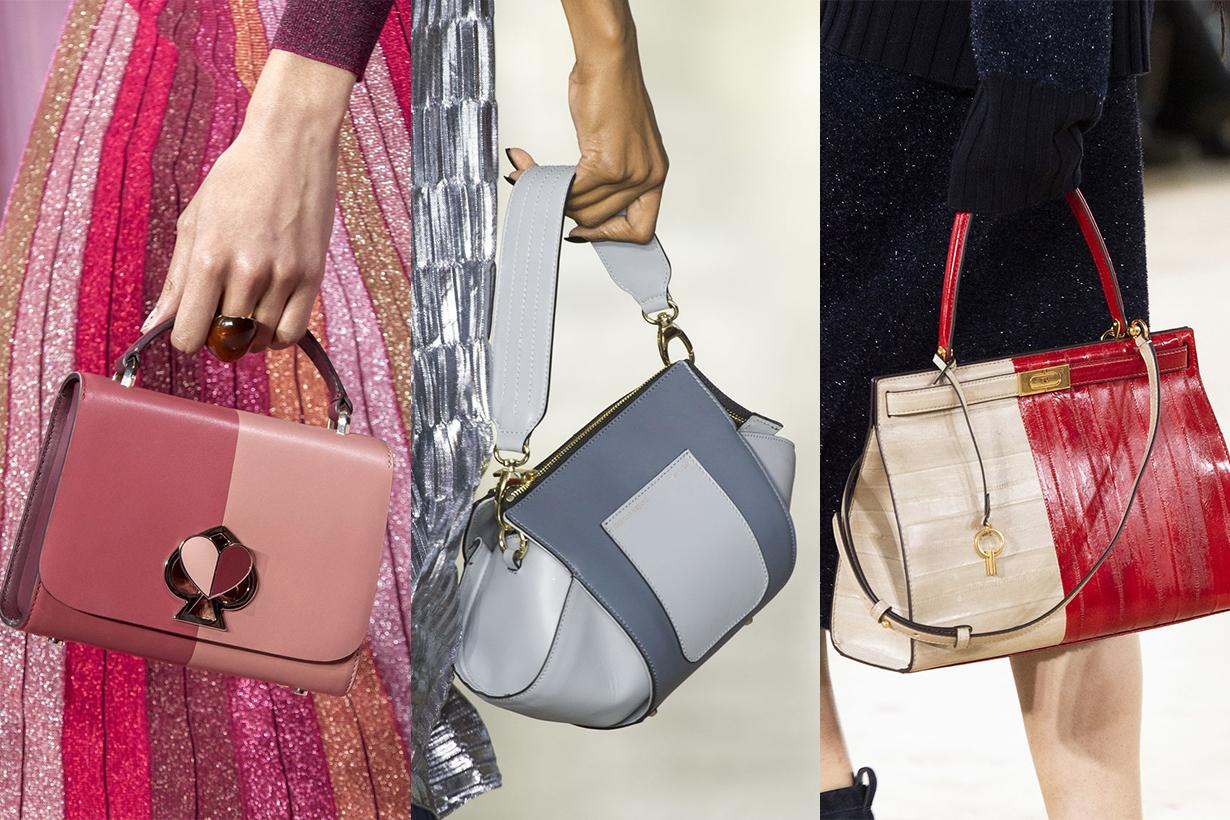 Kate Spade, Christian Siriano, Tory Burch Runway 2010 Fall Handbag Details