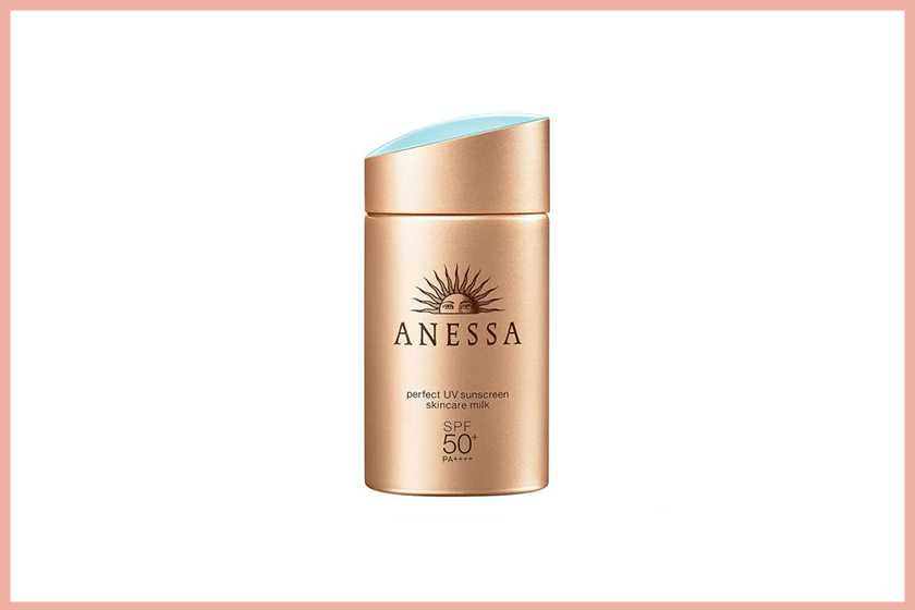 Japanese Girl Suncare sunscreens Top 5 best selling