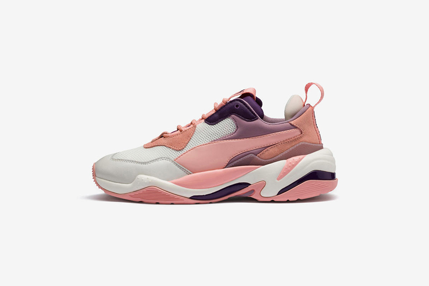 PUMA Thunder Spectra Pink Purple Dad Shoes Sneaker Girl
