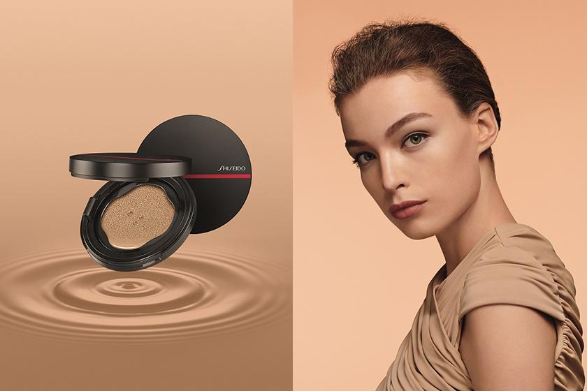 Shiseido Ginza Tokyo Polishing Face Brush Skin Self Refreshing Foundation