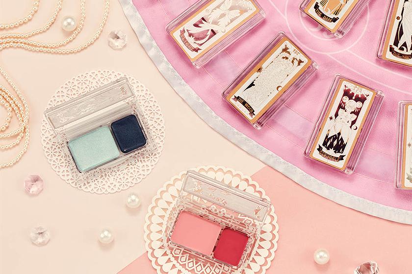 Cardcaptor Sakura Japanese Cartoon Makeup Collection