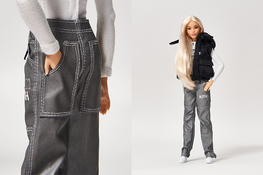 KITH x Barbie 60th collaboration styling contest