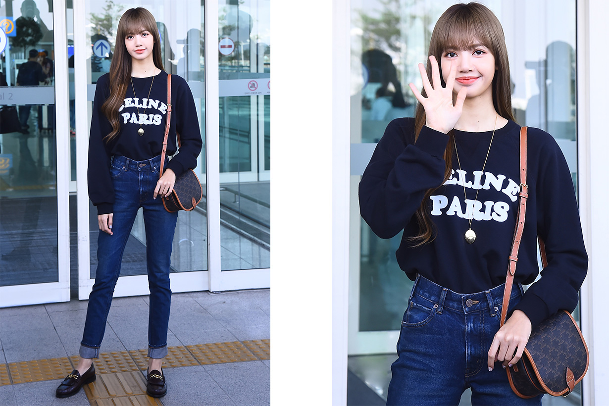 BlackPink-Lisa-celine