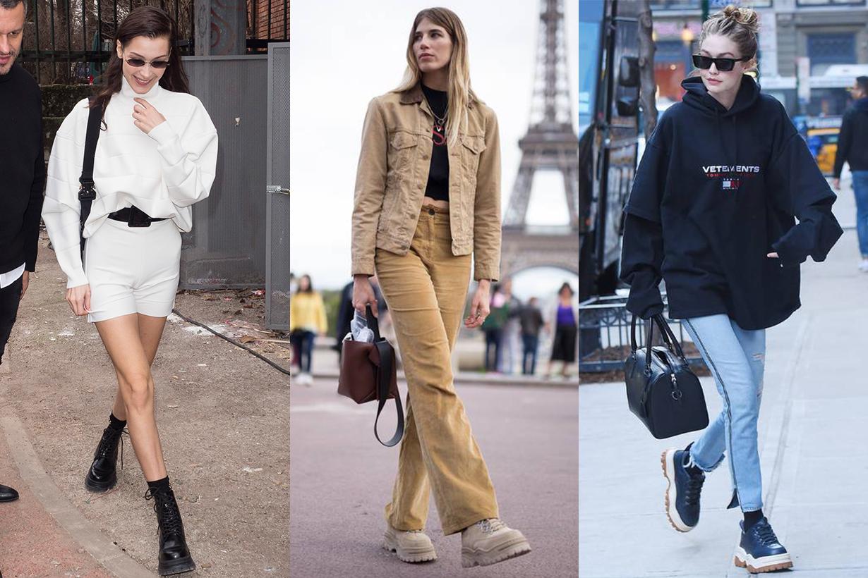 Bella Hadid, Gigi Hadid Street Style