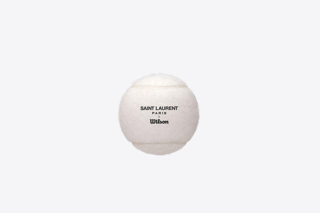 Saint Laurent Rive Droite 008 wilson tennis rackets balls no kaoi yoga mat dumbells