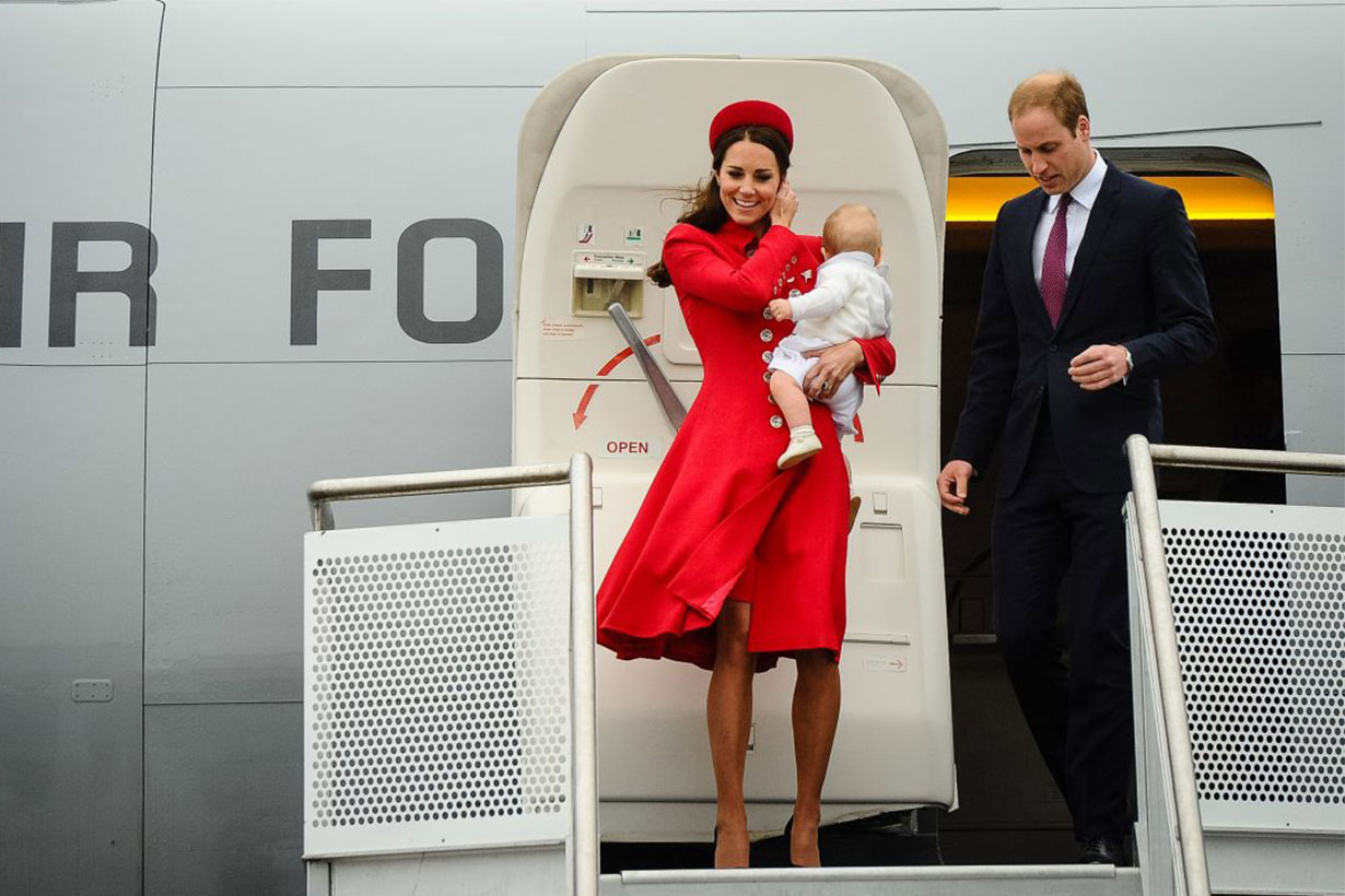 Kate Middleton Royal Tour