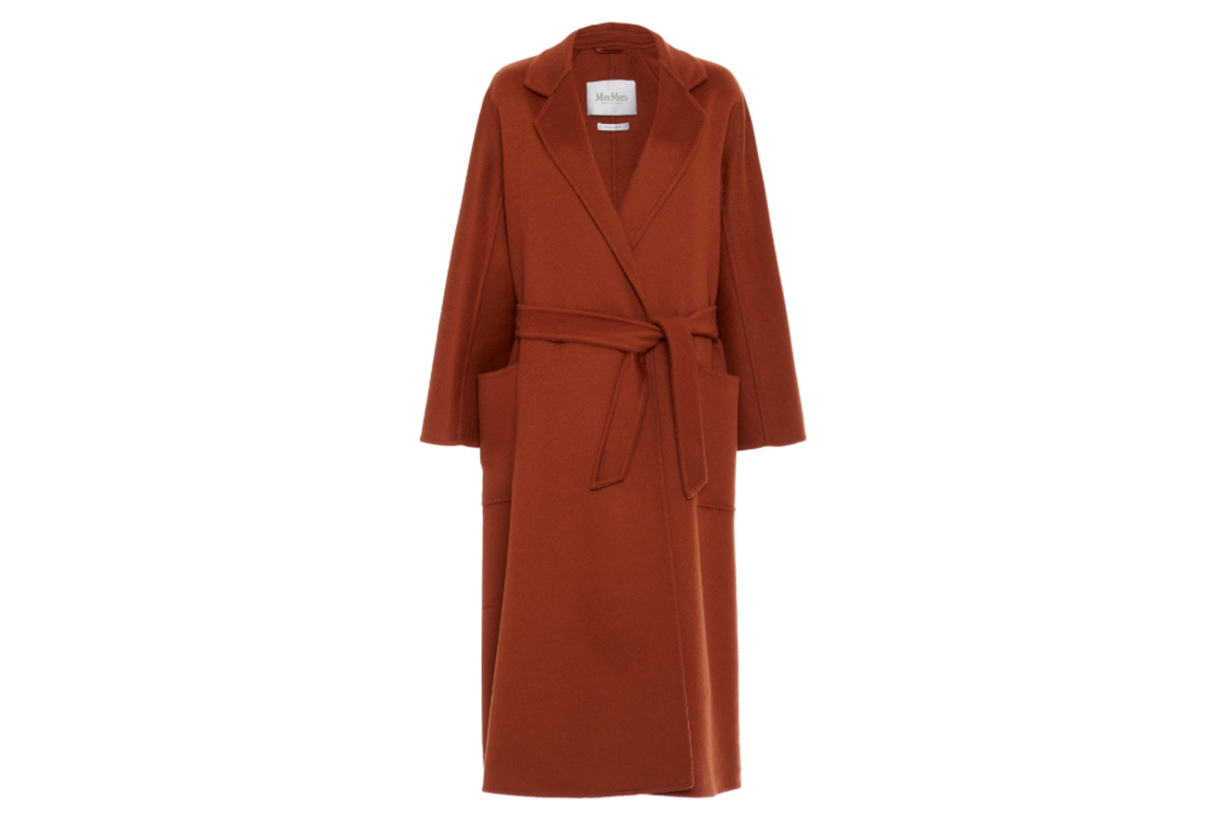 Labbro Belted Cashmere Coat