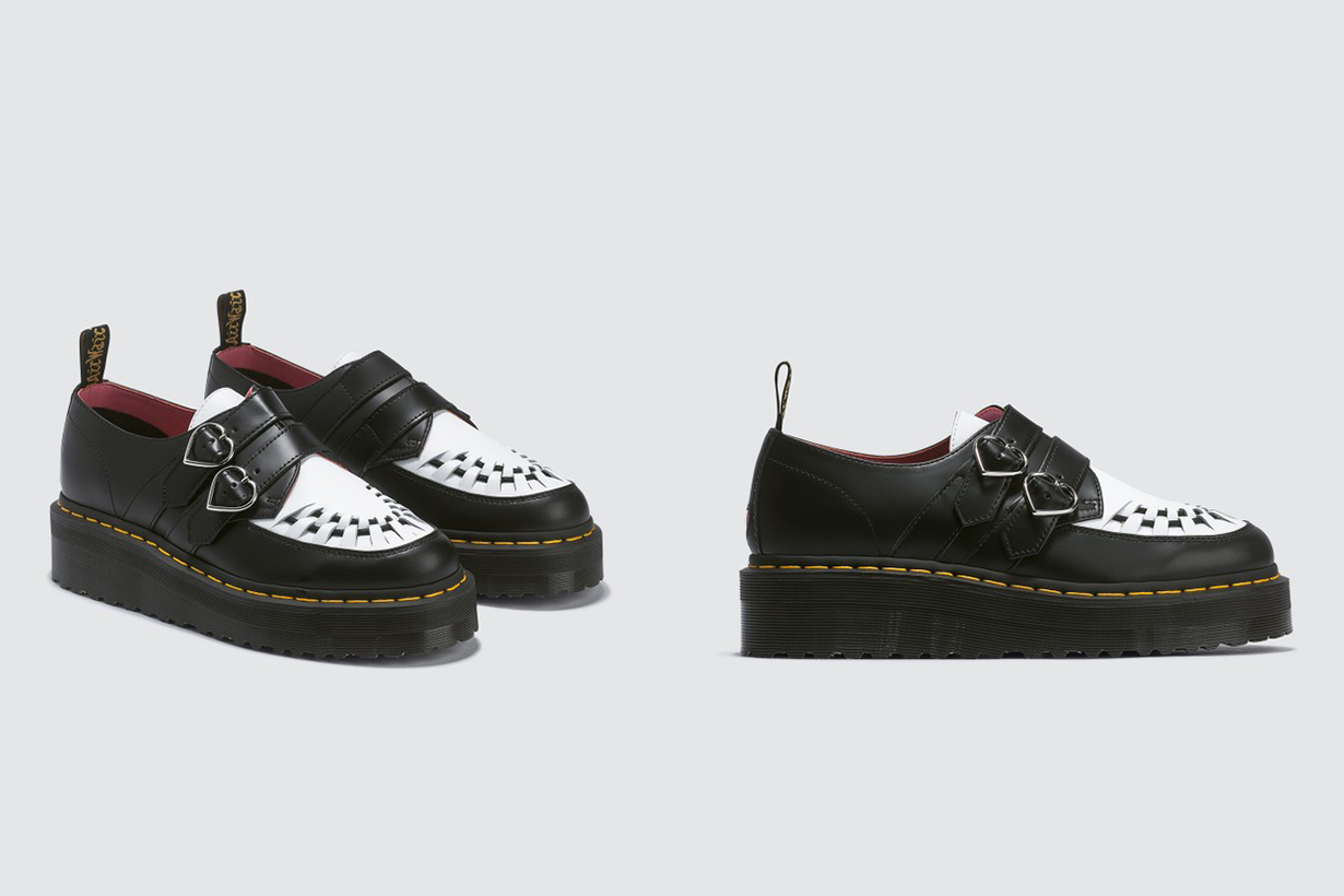 Lazy Oaf X Dr. Martens Buckle Creeper