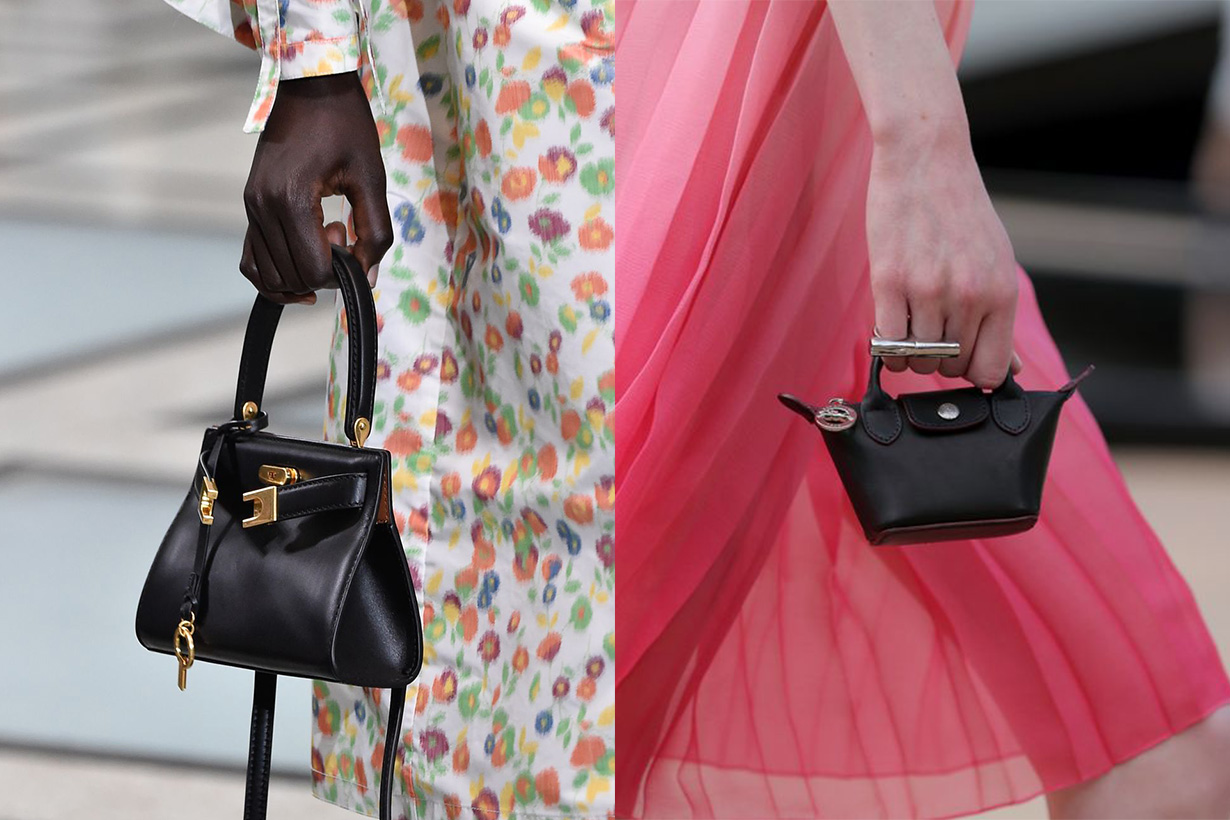 New York fashion 2020 handbag trends