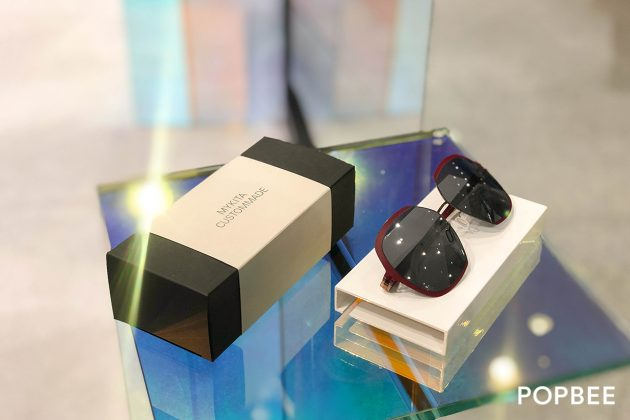 mykita taipei bellavita new store open limited