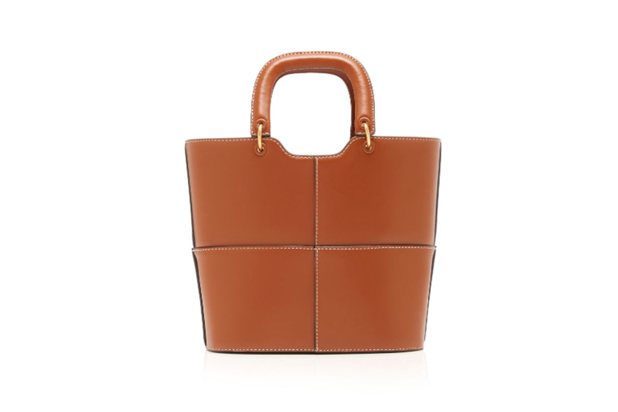 Staud Andy Leather Tote