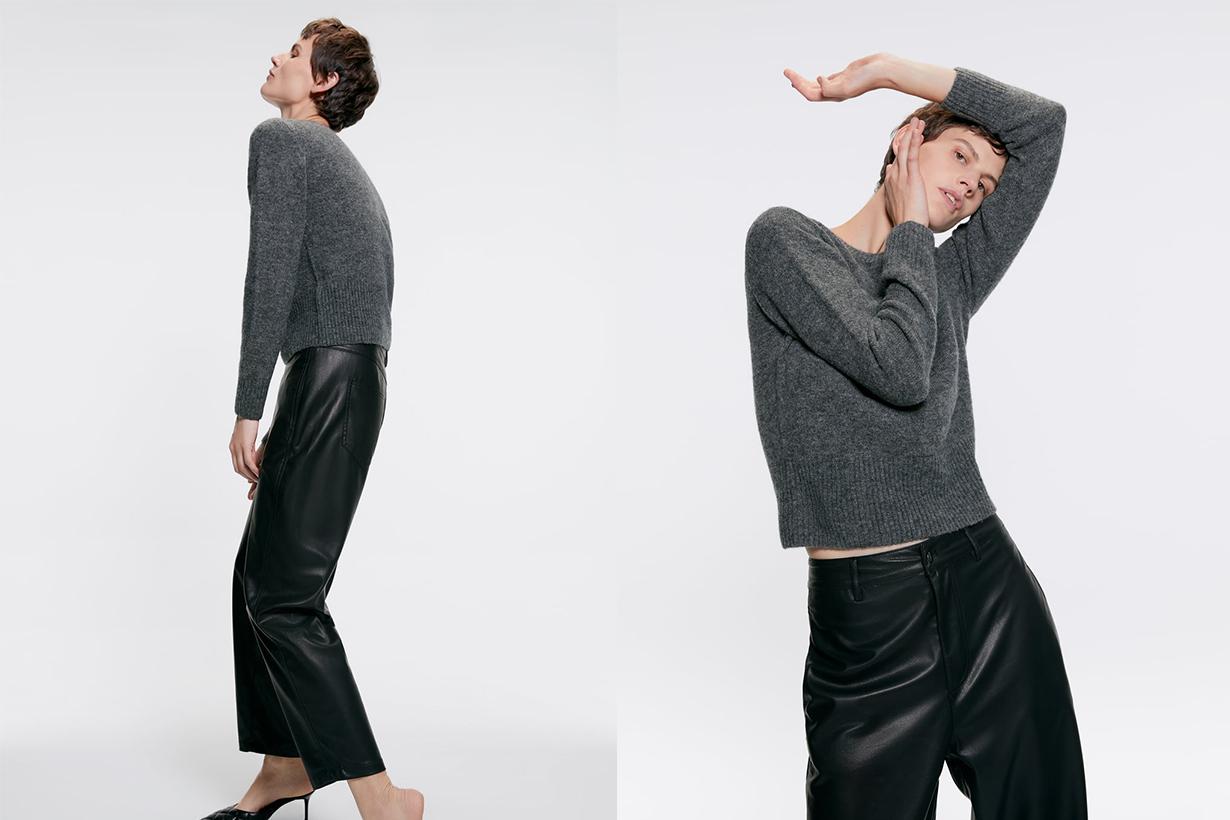 Zara Black Color Trend