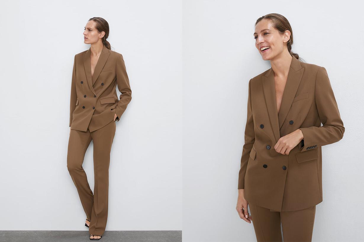 Zara Brown Color Trend