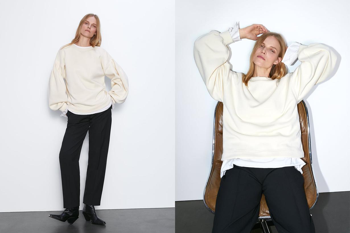 Zara White Color Trend