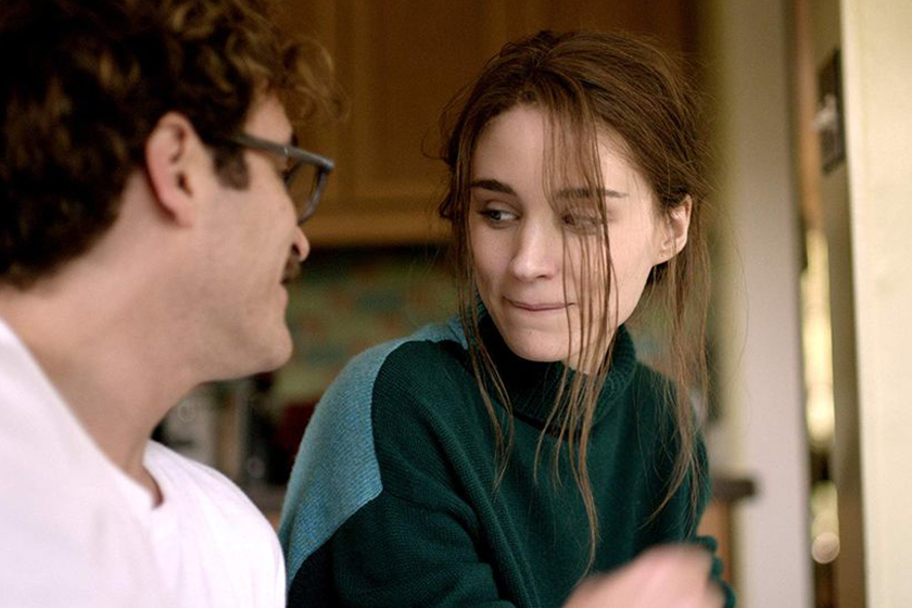 Joker Joaquin Phoenix Rooney Mara Couple Love Story