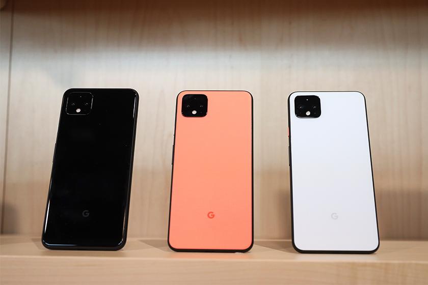 google new Pixel 4 Phone