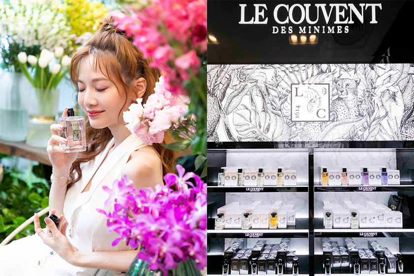 Le Couvent des Minimes French Girl Perfume Tips