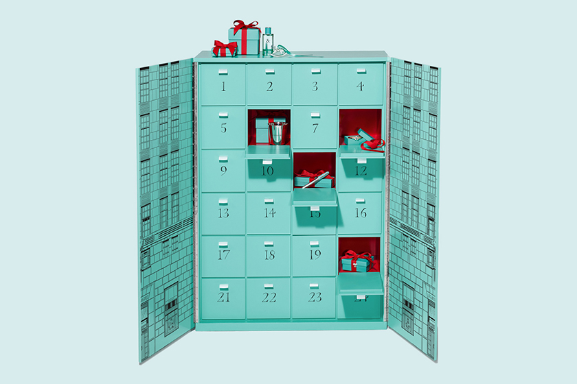 Tiffany&Co. First Christmas Holiday Advent Calendar 2019