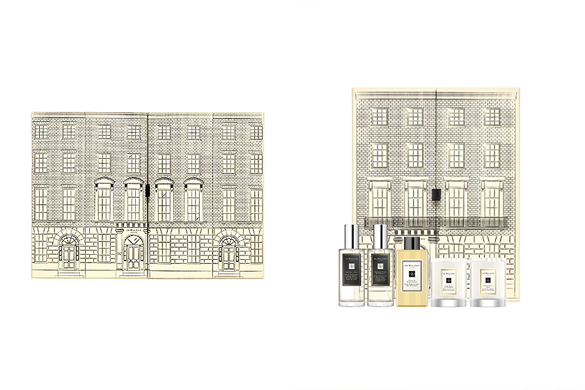 Jo Malone London 2019 Christmas collection Advent Calendar