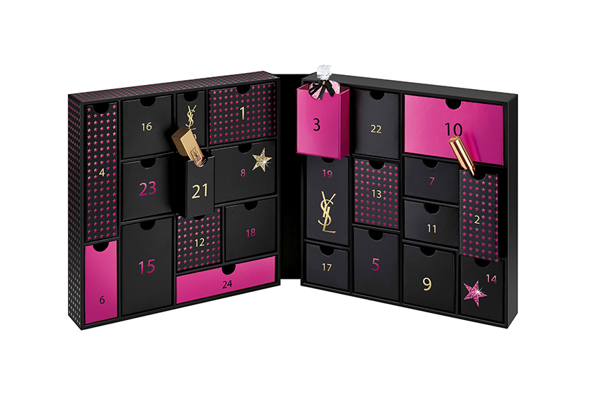 YSL Beauty 2019 Christmas collection Advent Calendar