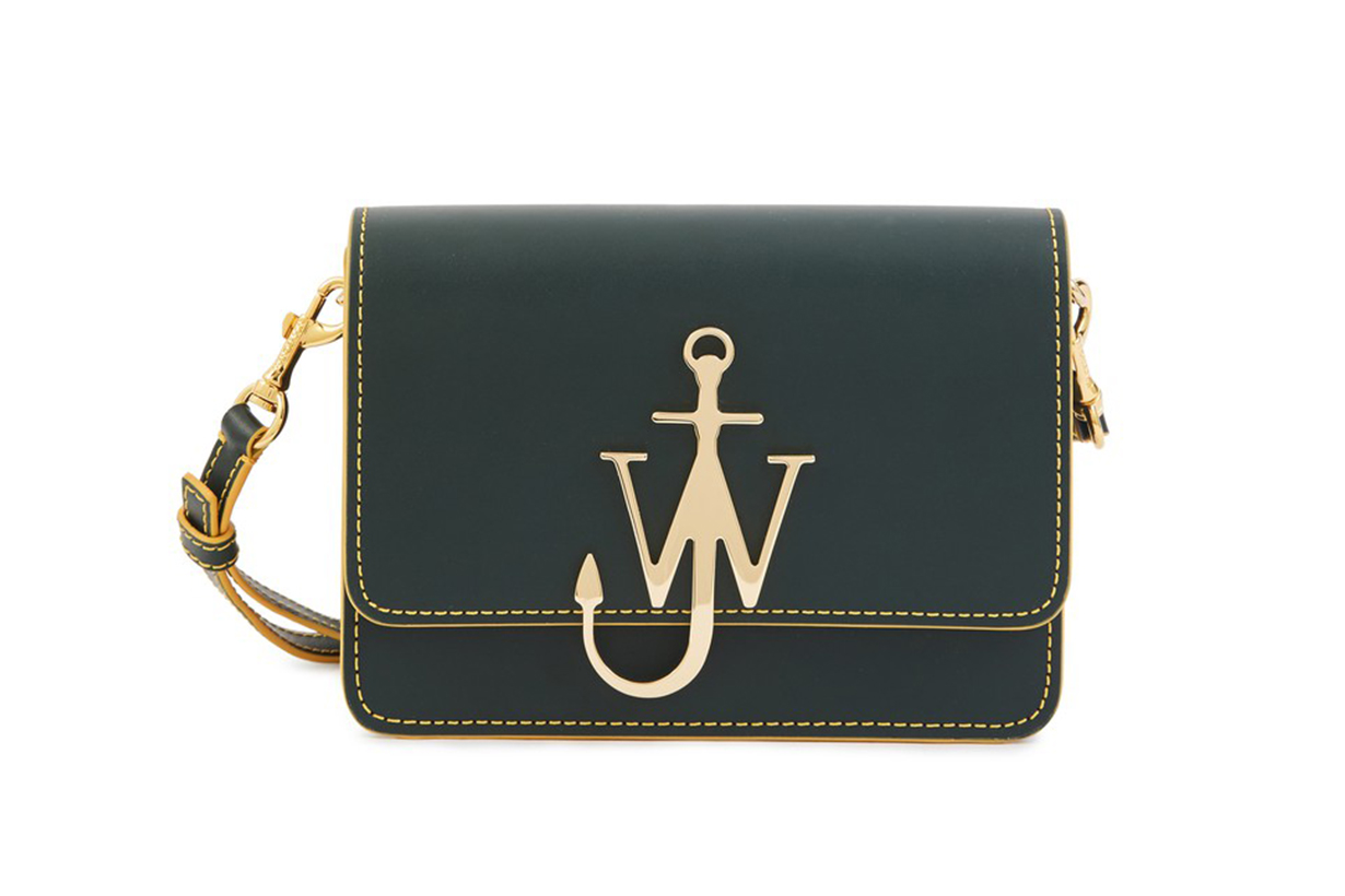 Anchor Logo Shoulder Bag