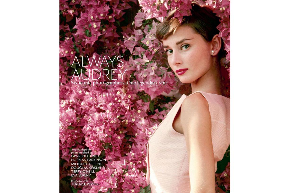 Audrey Hepburn Photography New Book