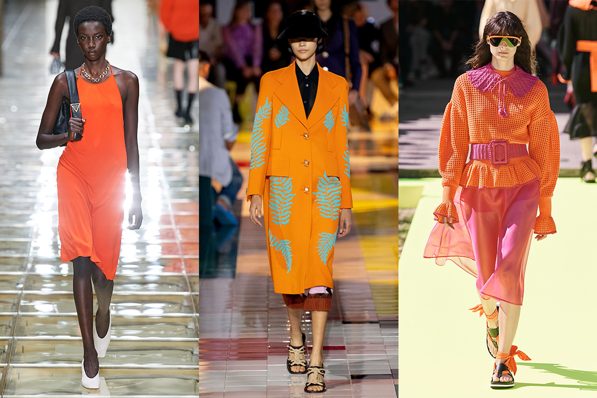 Milan Fashion Week 2020 Spring Runway