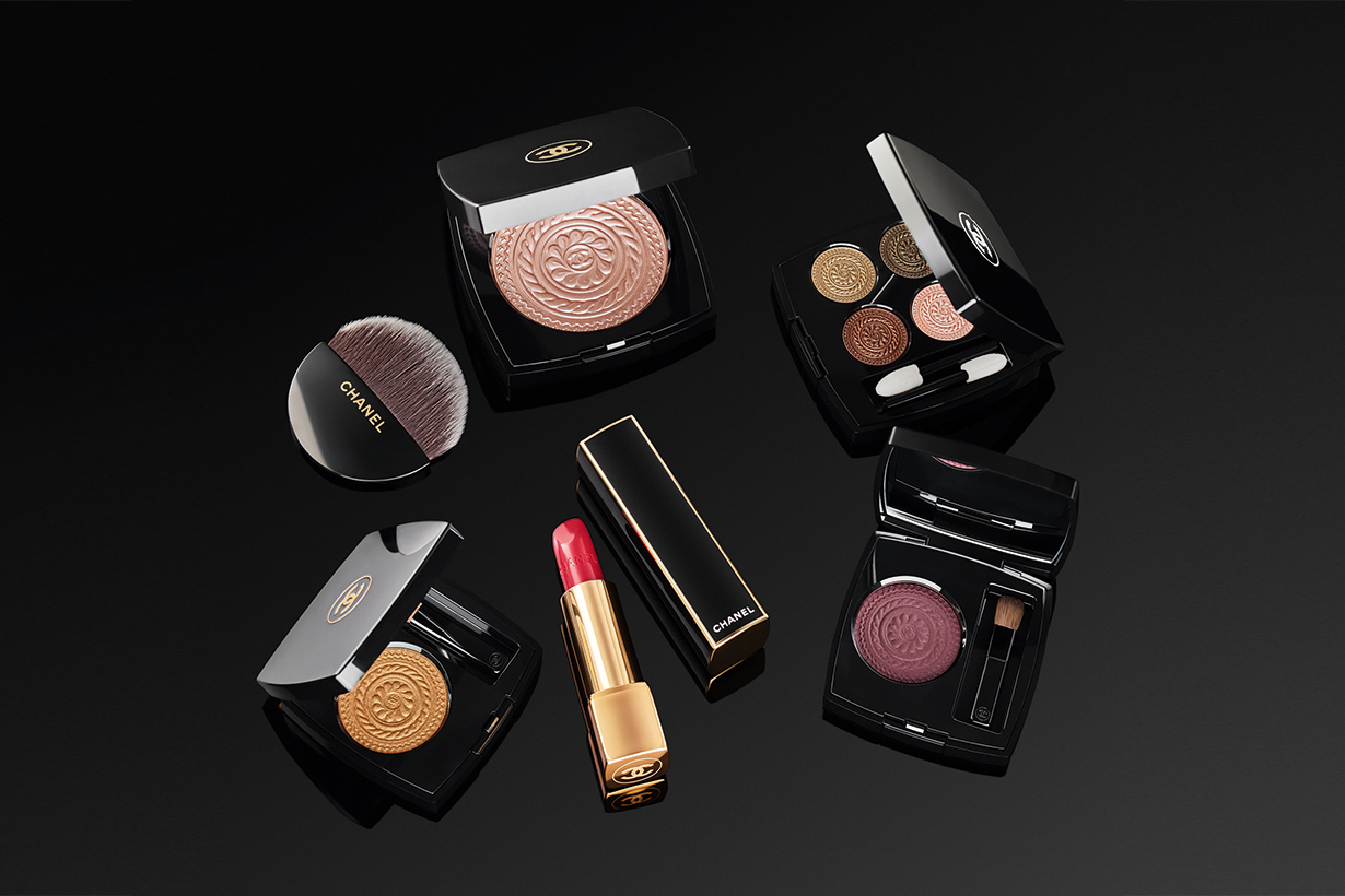 Chanel Beauty 2019 christmas collection