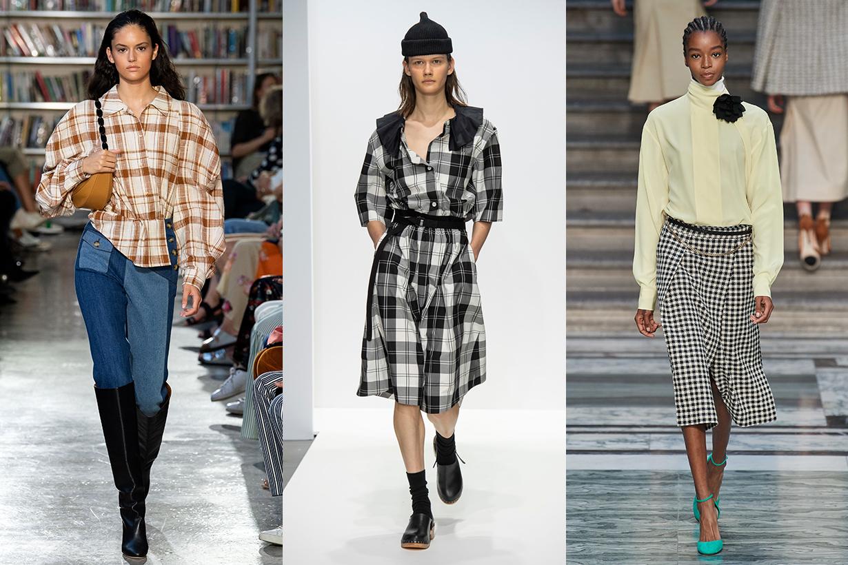 London Fashion Week Runway 2020 Spring