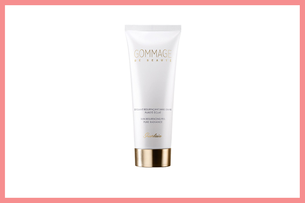 Gommage The French Exfoliation Method enzymes unclogs pores prevents acne skincare tips