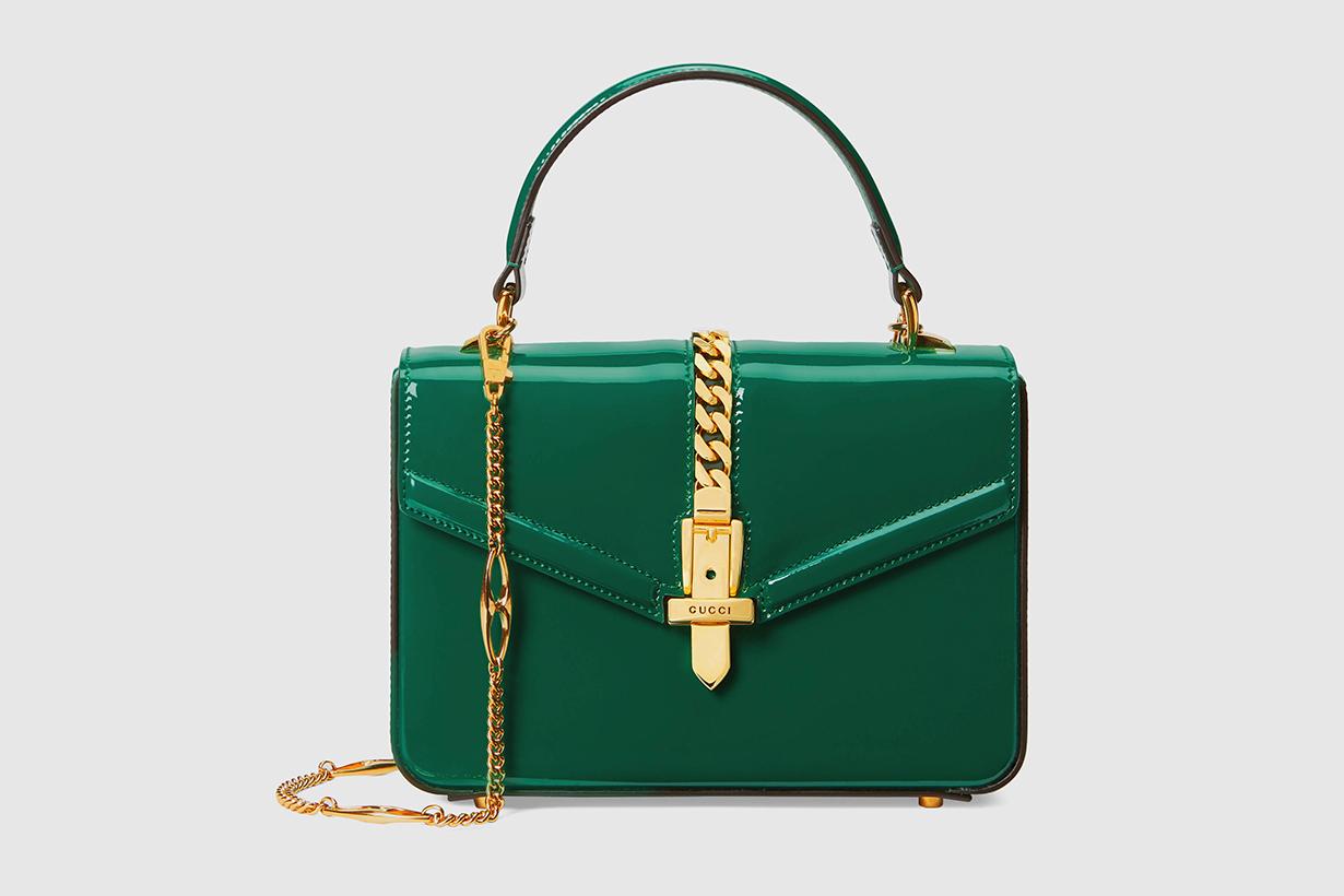 GUCCI handbags Sylvie 1969 Shoulder Bag