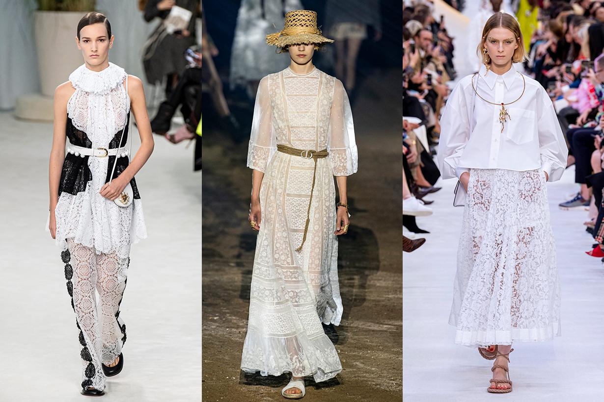 Paris Fashion Week 2020 Spring Runway
