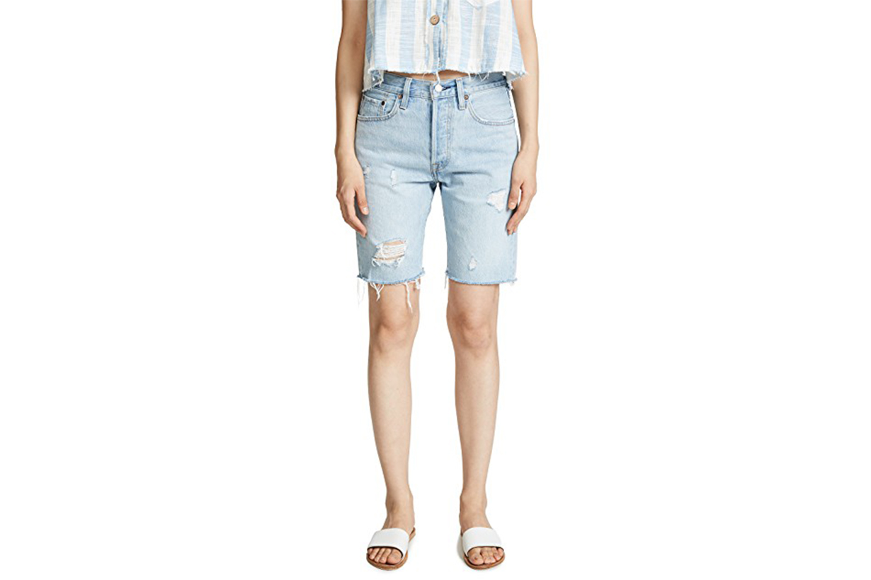Levi's 501 Slouch Shorts