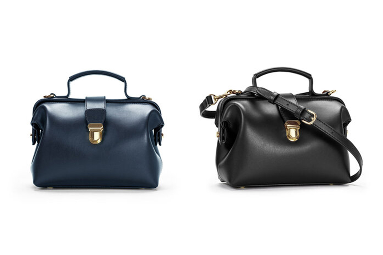Linjer Indie Brand Vintage Style Handbag