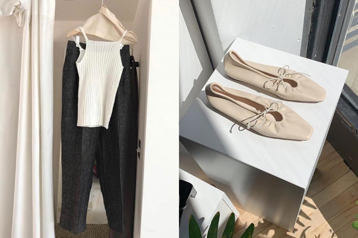 minimalist fashion brand