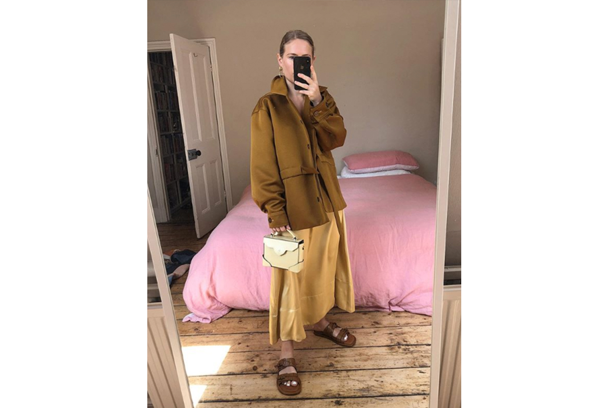 Oversized Crop Coat
