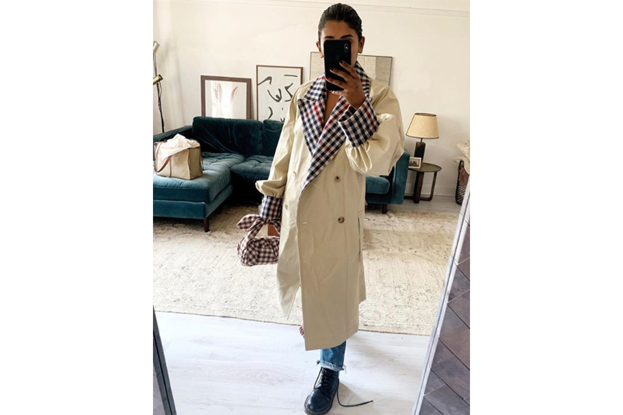JW Anderson Trench Coat
