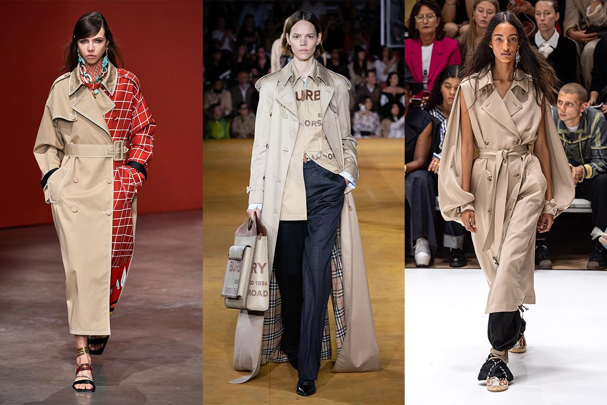 London Fashion Week 2020 Spring