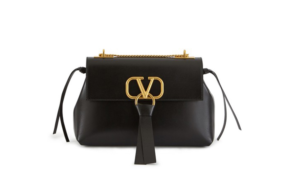 Valentino Garavani Vee Ring shoulder bag