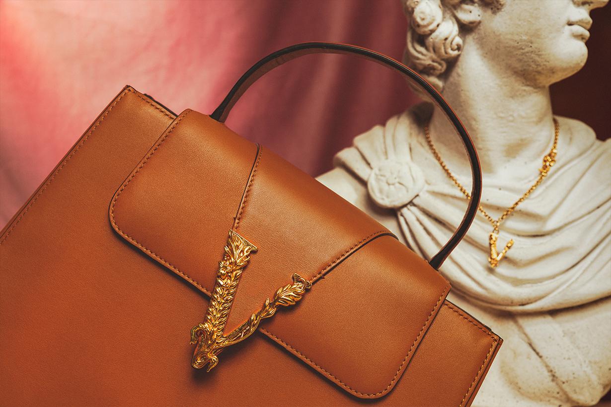 Versace Virtus handbags FW2019