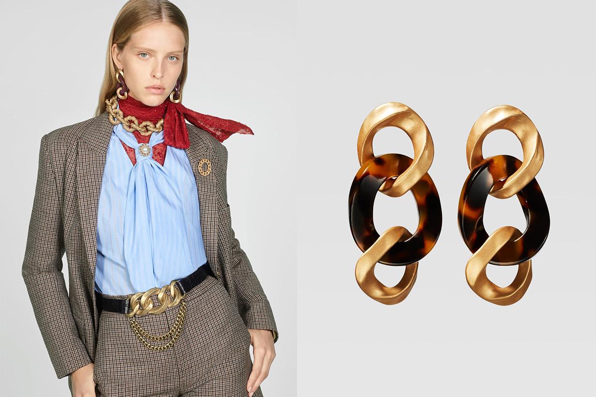 Zara Blod Earrings